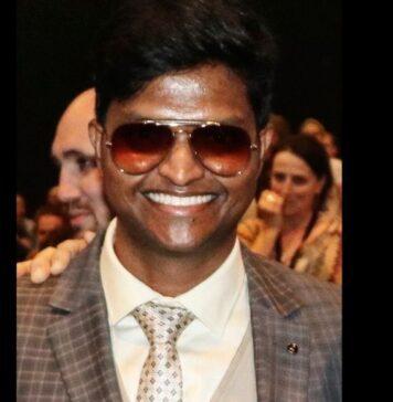 Entrepreneur Akhil Turai