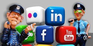 Social Media Sign