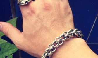 5 Must have biker bracele designs