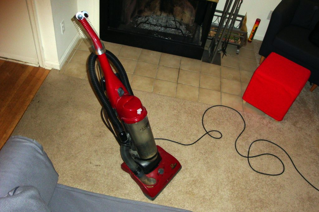 Dirt Devil Brand Vacuum Cleaner