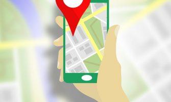 Navigation of Google Maps