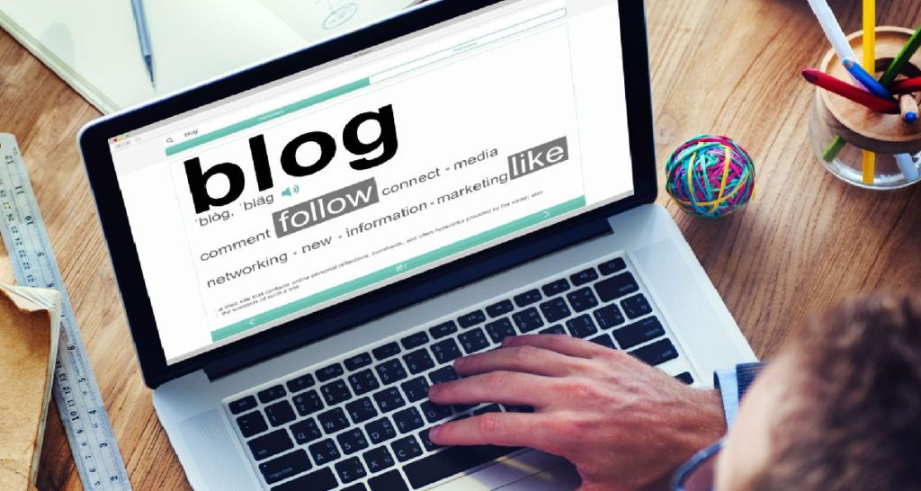 Views of A Blog