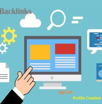High DA Dofollow Profile Backlinks List
