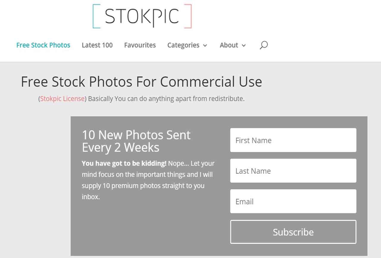 Stokpic Free Image
