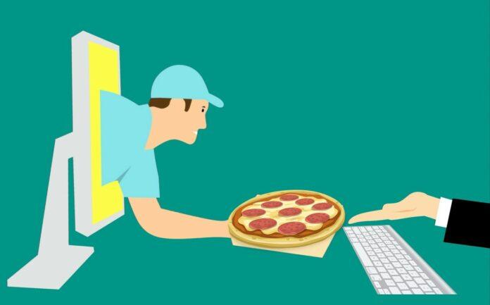 Service de livraison de nourriture en ligne