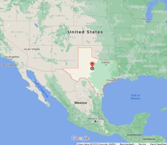 Four dead in a plane crash in Texas, USA