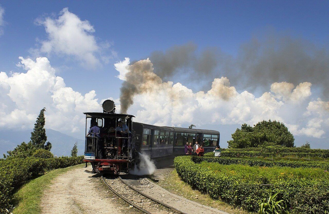 Darjeeling Himalayan Railway Toy Train Steam