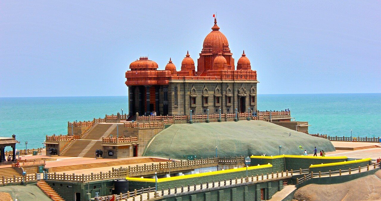 Kanyakumari Sea Temple