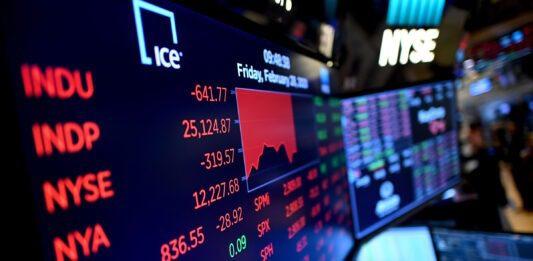 US-ECONOMY-NYSE-markets-market
