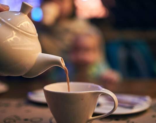 Jaggery tea