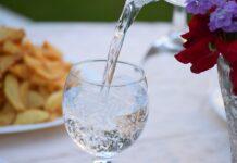 Drinking warm water
