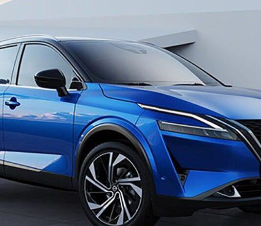 Nissan automobile