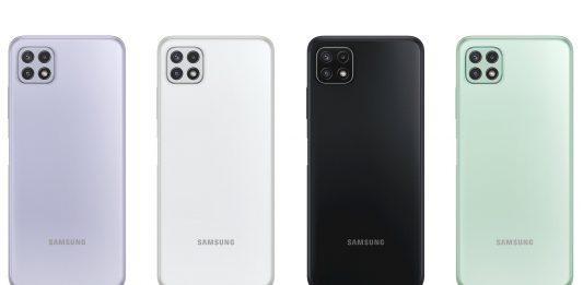 Samsung Galaxy A22 5G / 1