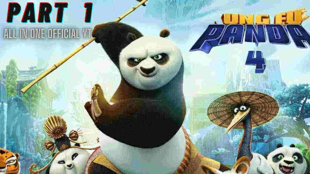 Kung Fu Panda 4 Trailer