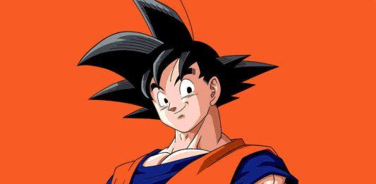 Goku Anime Character